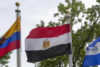 Bendera ya Misri. Picha UM