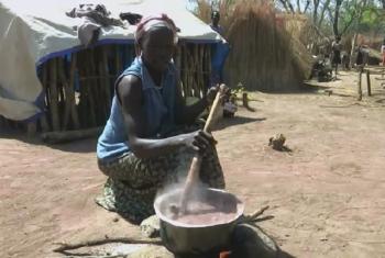 Kajo Keji Sudan Kusini. Picha: UM/Video capture