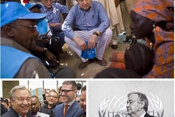Katibu Mkuu wa Umoja wa Mataifa António Guterres.(Picha:UM)