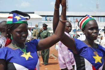Wanawake Sudan Kusini.Picha:Radio Miraya