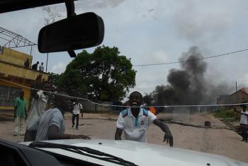 Maandamano huko DRC mwezi Disemba mwaka 2016. (Picha:MONUSCO)