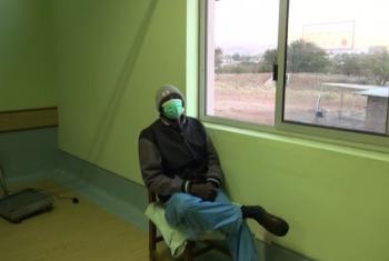 TB ni ugonjwa ambao unaambukiza na kinga ni muhimu.(Picha:UNifeed/video capture)