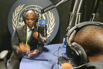 Dk Elifuraha Laltaika. Picha: UM/Idhaa ya Kiswahili