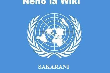 Neno la wiki. Picha: UM/Idhaa ya Kiswahili