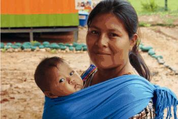 Lishe duni na utipwatipwa vyachangia hasara ya mabilioni Amerika ya Latino. Picha: WFP/photo library