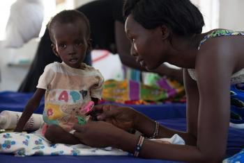 Baa la njaa lashuhudiwa nchini Sudan Kusini.(Picha:UNICEF/Sebastian Rich)