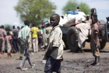 Wakimbizi wa ndani wa Sudan Kusini.(Picha:UNMISS)