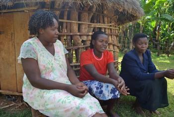 Wanawake nchini Uganda.(Picha:UNFPA)
