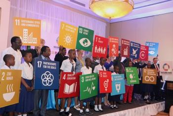 SDGs.(Picha:UNIC/Tanzania)