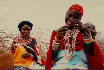 Mashirika ya kiraia yanafika mashinani kuliko raia kwa mfano akina mama hawa katika mradi wa kujikwamua wanawake kiuchumi. Picha: UNDP/Kenya_Video capture
