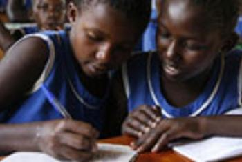Unicef linasisitiza elimu kwa watoto wakimbizi. Picha: UNICEF