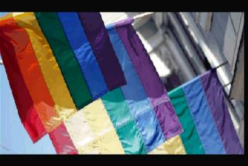 Bendera ya LGBT. Picha: UM