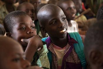 Wanafunzi darasani katika shule ya msingi kaskazini mwa Nigeria. Picha: © UNICEF/UN039585/Vittozzi