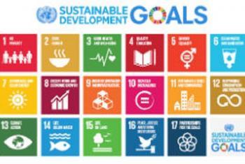 Malengo ya maendeleo endelevu, SDG's. Picha na UM