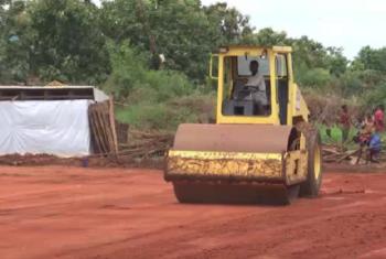 Ukarabati unaendelea WAU. Picha: UM/Video capture