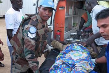 UNMISS inaokoa raia waliojeruhiwa katika mashambulizi ya silaha huko Jonglei, Sudan Kusini (MAKTABA)