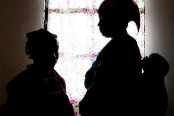 Wahanga wa ukatili wa kijinsia, nchini DRC. Picha: UM/Marie Frechon