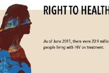 Takribani watu milioni 21 hivi sasa wanaoishi na Virusi Vya Ukimwi, VVU wanapatiwa matibabu. Picha: UNAIDS