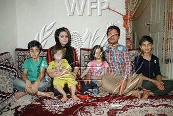 WFP yapokea dola mimioni moja kutoka serikali ya china kusaidia wakimbizi Iran. Picha: WFP