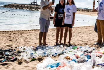 Kampeni ya #Cleanseas. Picha: UNEP