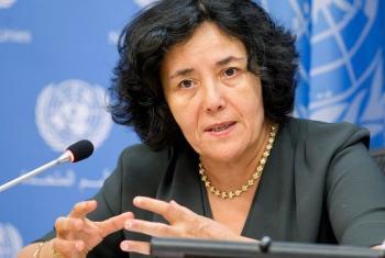 Bi. Leila Zerrougui kutoka Algeria ameteuliwa kuwa mkuu wa ujumbe wa Umoja wa Mataifa huko Jamhuri ya Kidemorkasia ya Congo, DRC, MONUSCO . (Picha:MONUSCO)
