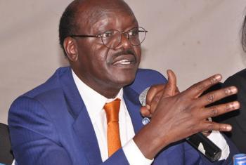 Dkt. Mukhisa Kituyi, Katibu Mkuu wa UNCTAD. (Picha:UNCTAD/Nicholas Simiyu)