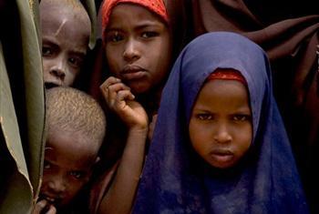 Watoto wahamiaji wanaotafutiwa makao nchini Libya. Picha: UNICEF