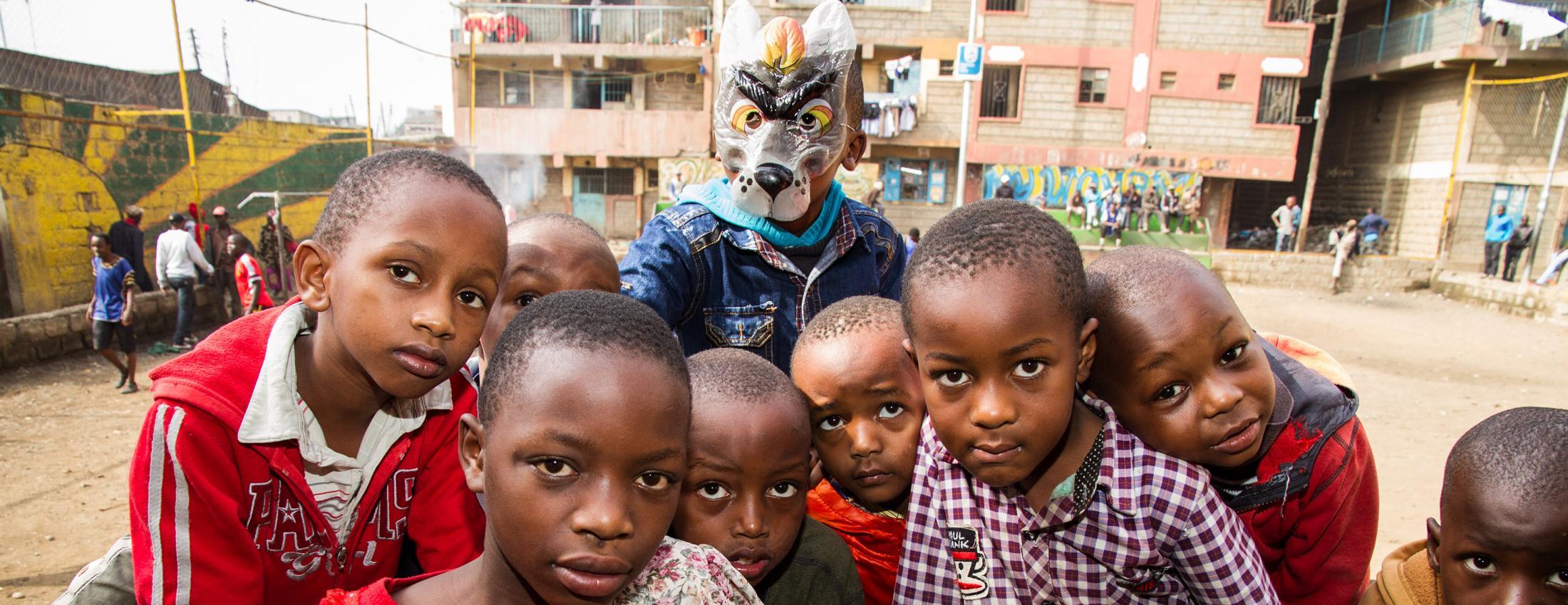 Kituo cha watoto Mathare jijini Nairobi chaleta furaha