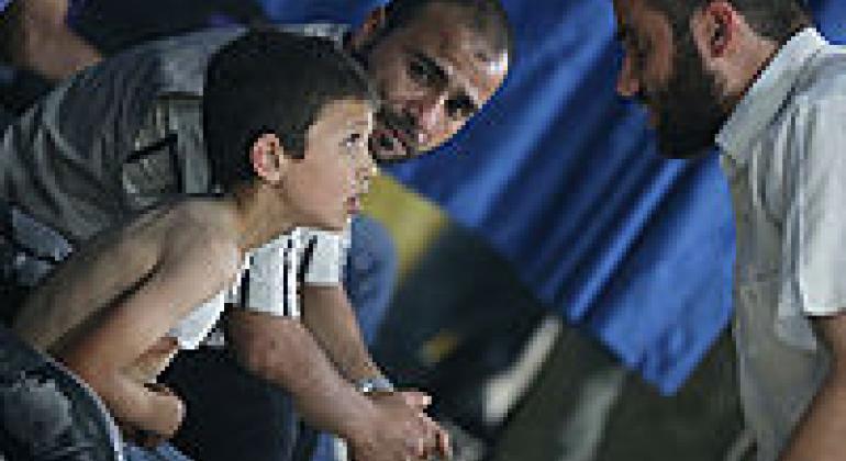 世卫组织图片/B. Khabbieh