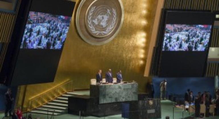 联合国图片/Amanda Voisard。
