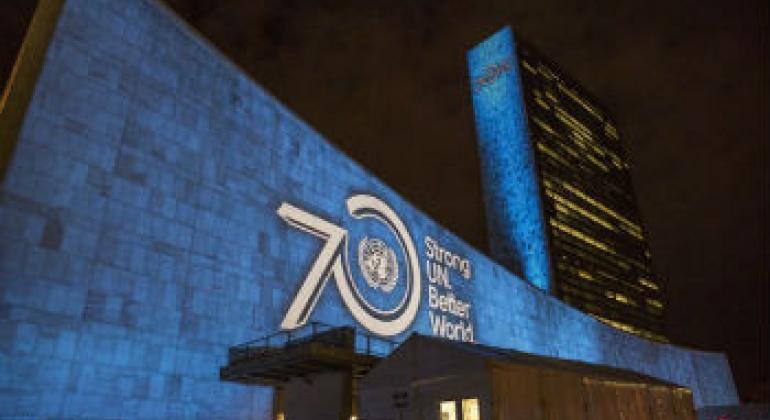 联合国图片/Cia Pak。