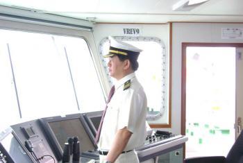 照片由中国海事局提供