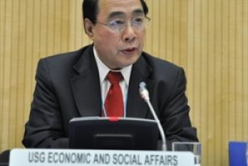 联合国副秘书长吴红波 联合国图片