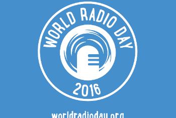 2016年世界无线电日图标。