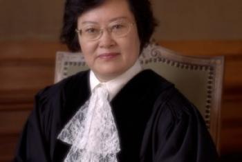 国际法院法官薛捍勤。图片由国际法院提供