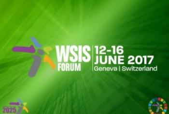 2017年信息社会世界峰会论坛。国际电信联盟图片