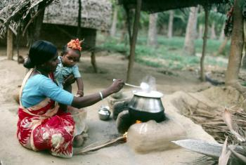 联合国资料图片/P. Sudhakaran