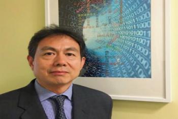 联合国大会事务部中文翻译处处长陈忠良
