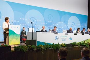 《联合国气候变化框架公约》图片